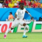 AFCON 2015: Afriyie Acquah's substitution was tactical not precautionary, Ghana coach Avram Grant explains