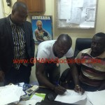 EXCLUSIVE: BA United sign 2009 Ghana Premier League goalking Alex Asamoah on free transfer