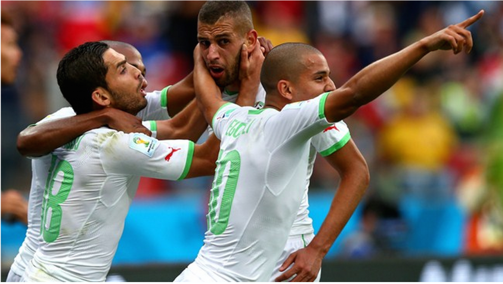 2015 Nations Cup Special: Profile of Algeria's Les Fennecs