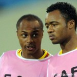 Andre Ayew defends brother Jordan over criticism; says Lorient striker is among Ghana's best players at AFCON