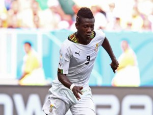 AFCON 2015: Ghana striker Asamoah Gyan still uncertain for Algeria clash tonight