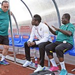 Ghana injury update: Asamoah Gyan will have late fitness test