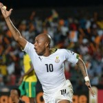 Ghana winger Andre Ayew rated as the best contributor to goals at AFCON 2015