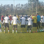 AFCON 2015: Black Stars return to training after pre-tournament friendlies