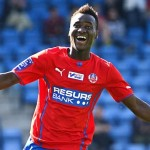 Ghana striker David Accam yearns for more game time ahead of AFCON