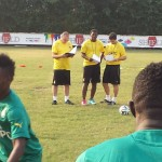 Avram Grant supervises first Black Stars training ahead of AFCON