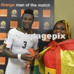 AFCON 2015: Asamoah Gyan named Orange Man of the Match after magic earns Ghana win over Algeria