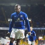 Jeffrey Schlupp nets late winner against Tottenham as Leicester City progress in FA Cup