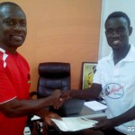 Asante Kotoko new signing Atta Kusi ready for big challenge ; scores on his debut