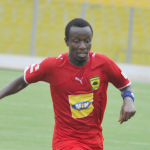 Michael Akuffo: Asante Kotoko midfielder signs one-year contract extension