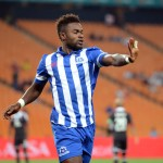 Maritzburg striker Mohammed Anas not giving up Black Stars call up despite AFCON snub