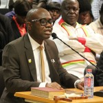 Kwesi Nyantakyi: I don't fear to lose my seat as Ghana FA president
