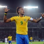 AFCON 2015: Gabon slice Burkina Faso in Bata