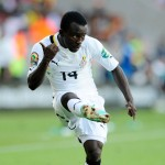 Winger Solomon Asante misses Ghana's maiden training session due to stomach upset