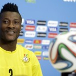 Breaking News: Asamoah Gyan named in Ghana's starting line-up to face Algeria - Rabiu, Awal axed