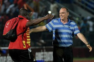 AFCON 2015: Ghana coach Avram Grant won over by Cup of Nations standards