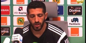 AFCON 2015: Injury set to rule Algeria star Halliche out of Ghana clash, defender rushed to hospital