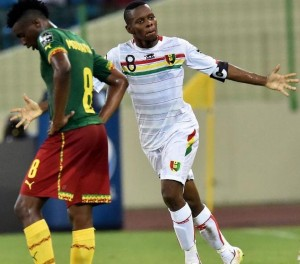 AFCON 2015: Guinea captain Traore fires warning to Ghana, puts friendship aside