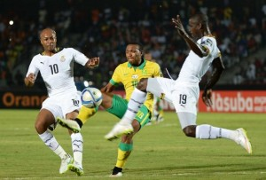 AFCON 2015: Ghana chasing fifth straight semi-final as they prepare for Guinea