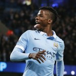 Iheanacho Welcomes Teammate Yaya Toure With Great Joy