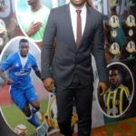 Ex-Eagles Captain Yobo Appointed As Senior Special Assistant on Sports Development In Rivers State.