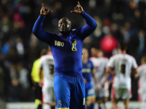 Nigerian Striker Akinfenwa Nominated For PFA Player of The Year Award