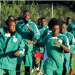 Flying Eagles Ready For Dream Team