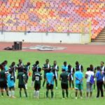Nkwocha Insists Falcons Are On Top Form