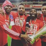 Nigerian Quintet Wins Slovakia League As Udeh Scores