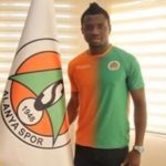 Nigerian International Akeem Latifu Signs Two Year Deal With Alanyaspor