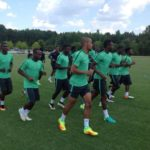 Preview : Nigeria Against Colombia