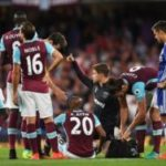 Africa: Ayew's debut ends in disaster; limps off injured