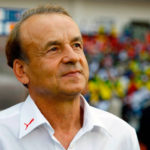 NFF pays Rohr December salary