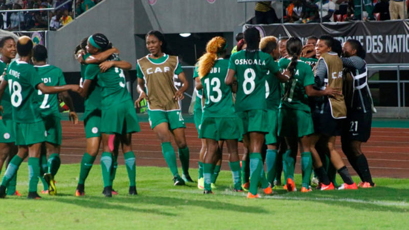 WAFU Zone B women's tourney: Super Falcons Set semi-final clash with Ghana