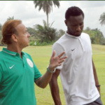 Rufai : Rohr Must Play Experience Players Against Cameroon