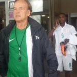 Balogun fit to face Cameroon :Rohr