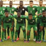 Nigeria move up in the latest FIFA Ranking