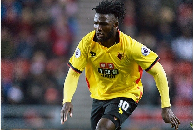 Why Watford winger Isaac Success did not is absent from  Nigeria's sqaud