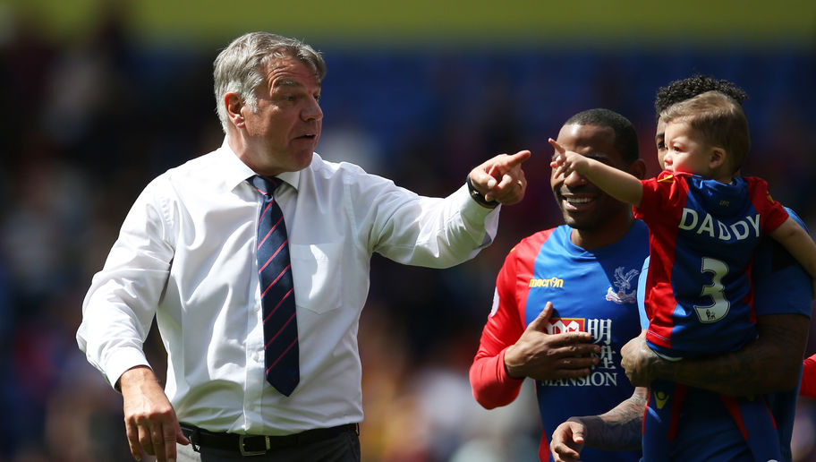 Sam Allardyce Claims Crystal Palace Appointment Helped Him Get Through His England Misery