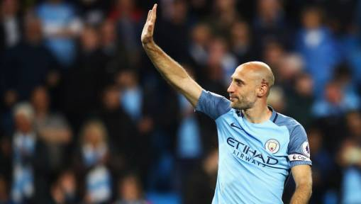 West Ham Close to Agreeing Terms With Outgoing Manchester City Right-Back Pablo Zabaleta