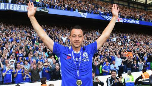 John Terry Insists He Is Unbothered by Criticism of His 'Unbelievable' Stamford Bridge Send-Off