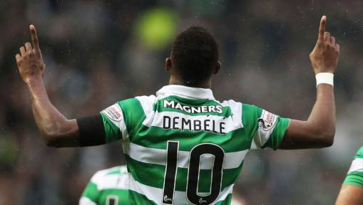 AC Milan Set to Battle Premier League Clubs for Signing of Celtic Striker Moussa Dembele