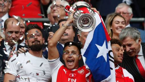 Alexis Sanchez Admits to Uncertainty Over Arsenal Future Following FA Cup Victory Over Chelsea