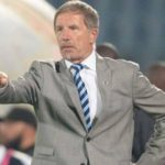 SuperSport United Coach Baxter to lead Bafana against Eagles in Uyo