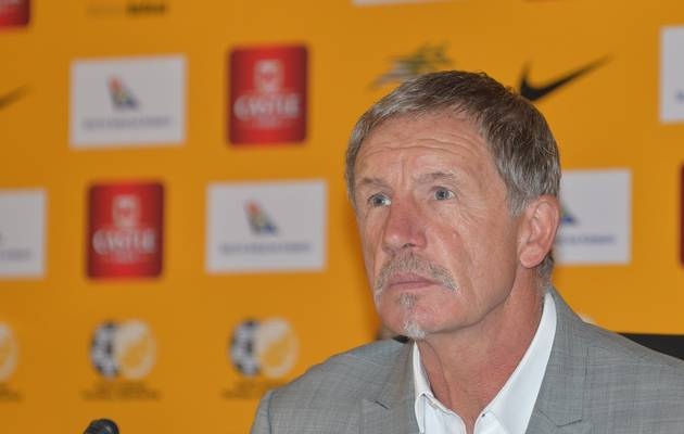 EXCLUSIVE: Bafana coach Baxter hires Manchester United scout to spy on Nigeria in France