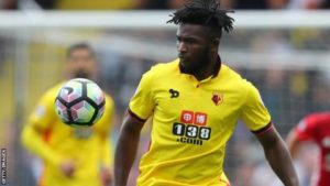 Success Makes 6th EPL Sub Appearance In Watford's Draw At Fulham