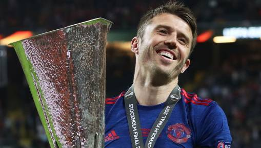 The Stunning Lineups for Michael Carrick's Man Utd Testimonial Match Have Been Revealed