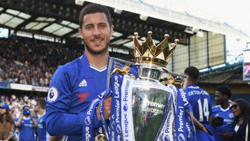 Real Madrid Reportedly Willing to Make Eden Hazard World's First £100m Player