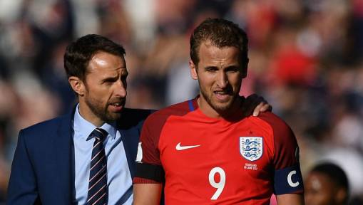 Gareth Southgate Ready to Replace Wayne Rooney With Harry Kane as England Captain