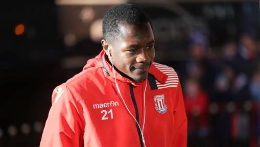 Galatasaray Step Up Interest for Stoke's Record Signing Midfielder Giannelli Imbula